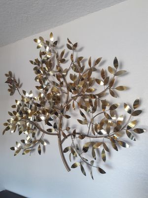 Brassy Bronze wall art 3 pieces for Sale in Fort Lauderdale, FL