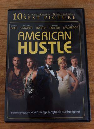 American Hustle DVD for Sale in Boston, MA