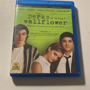 The Perks Of Being A Wallflower Blu Ray Dvd for Sale in Morrisville, PA