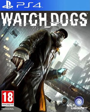 Watch Dogs PS4 for Sale in Helena, GA