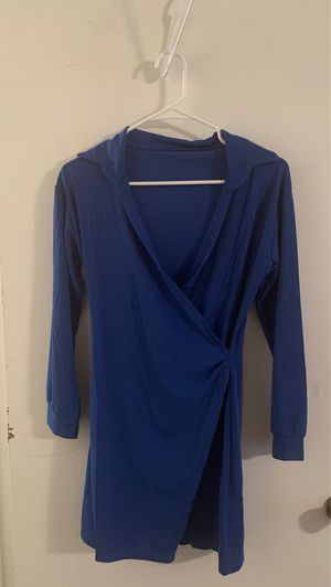 Brand New Sexy Blue Dress for Sale in Baton Rouge, LA