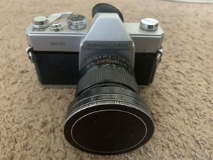 Mamiya/Sekor 500DTL with VIVITAR Auto Wide-Angle 28MM 1:25, 67MM Diameter Lens for Sale in Los Angeles, CA