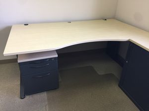 Large office desks for Sale in Palo Alto, CA