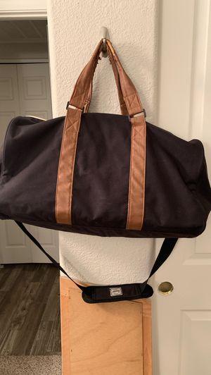 Herschel Black Medium Duffle bag for Sale in Phoenix, AZ