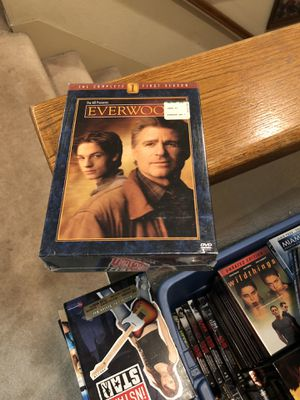 Everwood The Complete First Season DVD Brand New Factory Sealed tv series one 1 box set for Sale in Buena Park, CA