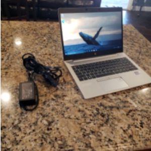 "HP EliteBook 840 G6 14"" FHD (1920x1080) IPS Business Laptop (Intel Quad Core i5-8265U, 8GB DDR4, 256GB SSD) Backlit, Fingerprint, Wi-Fi 6, Thunde for Sale in Dallas, TX"