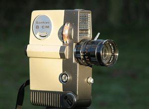 Sanyo 8 CM Rare Vintage Camera for Sale in Avondale, AZ