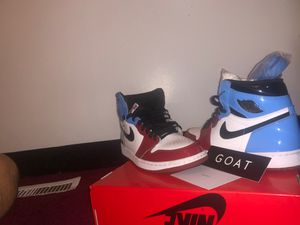 Jordan 1 fearless Unc Size:8.5 for Sale in Cleveland, OH