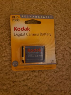 Digital camera battery for Sale in Middletown, CT
