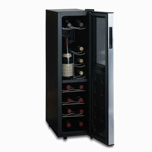 Silent Dual Zone 10 in. 18-Bottle Freestanding Wine Cooler- for Sale in Las Vegas, NV