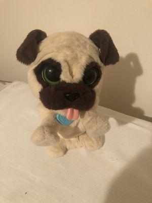 Fur Real Friends Pug - Works Great! for Sale in Bellflower, CA