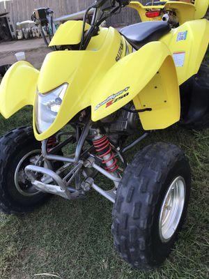suzuki 250 Z quadsport 2004 for Sale in Escalon, CA