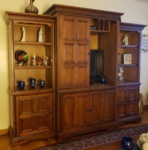 Solid wood unit for Sale in Newark, NJ