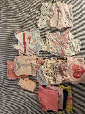 baby girl clothes for Sale in Beaumont, CA