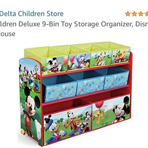 Mickey Mouse Toy organization for Sale in Ellenwood, GA