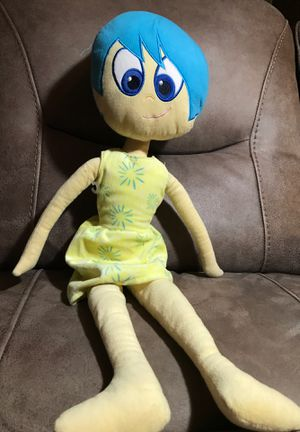 """29"""" inside out stuffed animal$25 for Sale in Menifee, CA"""