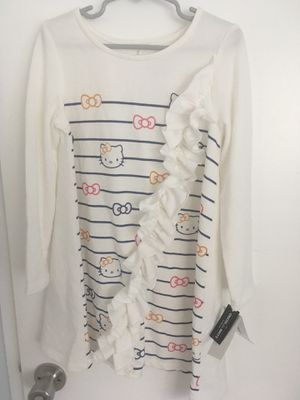 5T Hello Kitty Dress new with tags for Sale in Harbison Canyon, CA