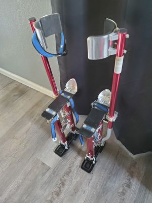 "Pentagon Professional 18""-30"" Drywall Stilts for Sale in Modesto, CA"