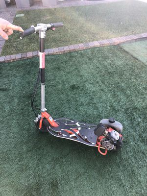 GO-PED GSR SPORT GAS SCOOTER for Sale in Babylon, NY