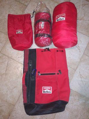 Marlboro sleeping bags and duffle for Sale in Clovis, CA