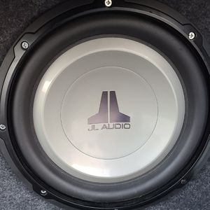 "Jl Audio 10"" Subwoofer for Sale in El Cajon, CA"