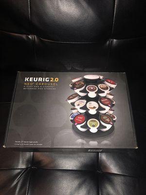 Keurig 2.0 neo carousel for Sale in Los Angeles, CA