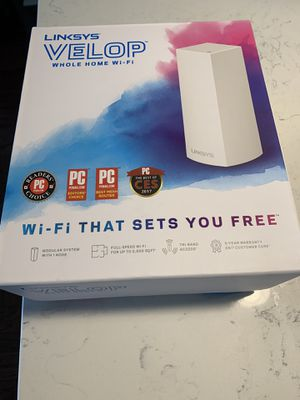 Linksys Velop Tri-Band Router for Sale in Daniels, MD