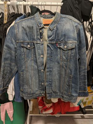 Levi's Denim Jacket for Sale in New York, NY