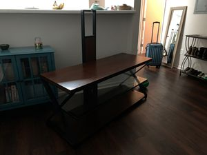 Entertainment center with TV mount for Sale in San Diego, CA