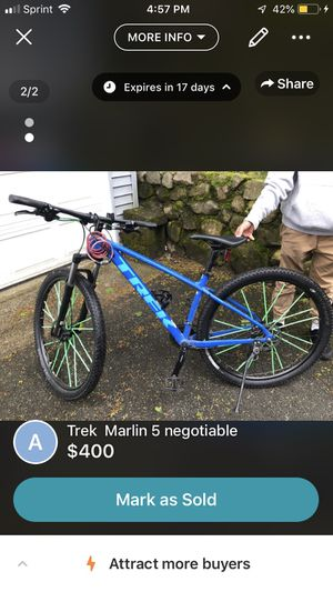 Trek Marlin 5 400$ for Sale in Peabody, MA