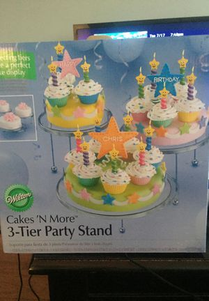 Cake stand for Sale in Alexandria, VA