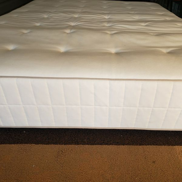 Queen Mattress Box Spring Bed Frame