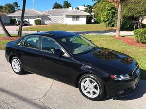 Audi A4 AWD Quattro 2.0T for Sale in Pompano Beach, FL