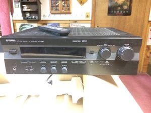 YAMAHA RX-V396 receiver for Sale in Bellingham, MA