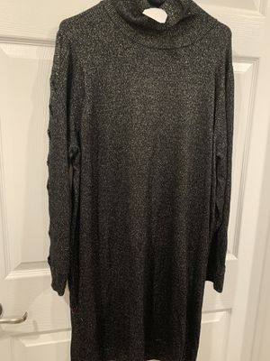 Michael Kors sweater dress 2x (new) for Sale in Bristol, PA