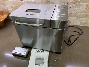 Aicok auto bread machine/maker for Sale in Bellflower, CA