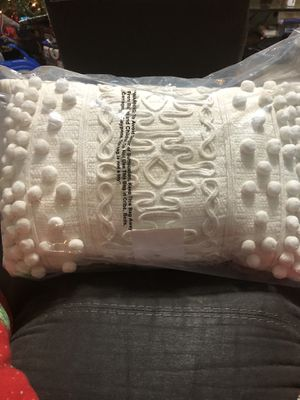 Bed/couch/etc pillow for Sale in Pennsboro, WV