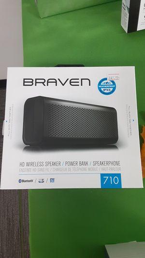 Braven speaker for Sale in San Angelo, TX