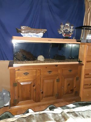 FISH TANK 55 gallons for Sale in Harbor City, CA