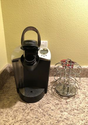 Keurig Coffee Machine with Holder for Sale in Apopka, FL