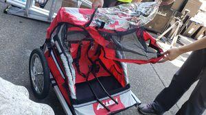 Allen deluxe bike child trailer, stroller for Sale in Happy Valley, OR