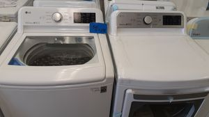 LG set New dryer and washer for Sale in Haines City, FL