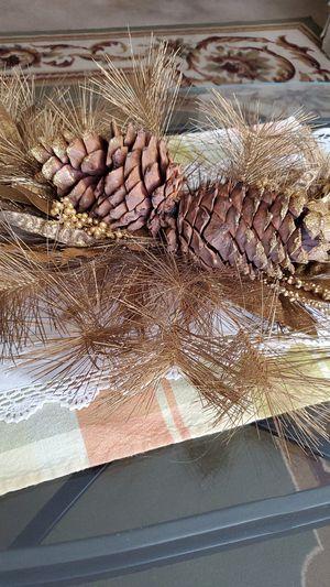 Beautiful xmas wreath shag for Sale in Reynoldsburg, OH