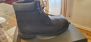 black suede 6 inch timberland exclusive size 10 for Sale in Queens, NY