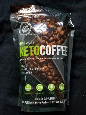 It Works! Keto Coffee for Sale in Chula Vista, CA