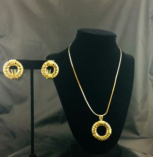 Ring Of Fire Necklace Set for Sale in Phoenix, AZ