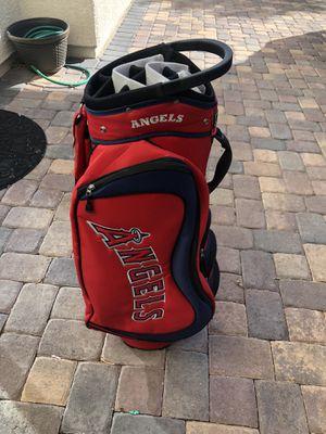 MLB ANGELS GOLF BAG for Sale in Las Vegas, NV