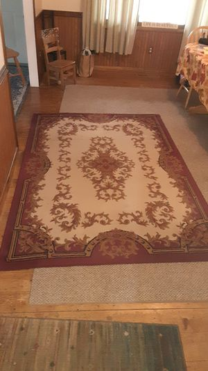 Antique American made area rug for Sale in Logan Township, NJ