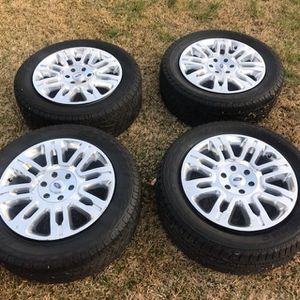 Chrome rims for Sale in Gadsden, AL