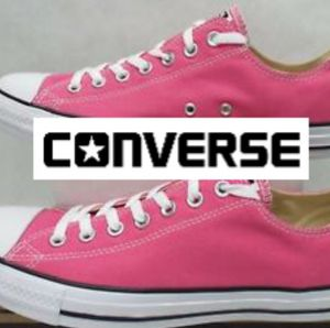 Converse All Star Pink Paper Mens size 11 for Sale in Orlando, FL